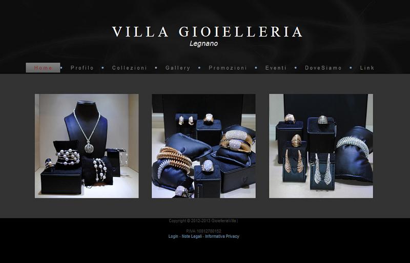 Villa Gioielleria